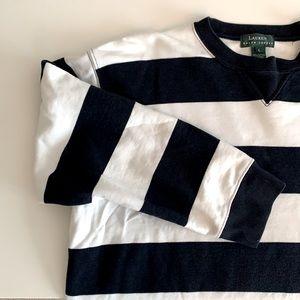 Ralph Lauren Striped Sweatshirt